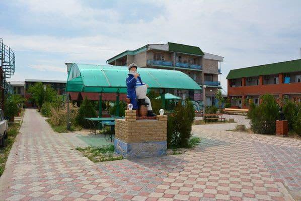 База отдыха Морская Звезда, Кирилловка - цены, фото, рейтинг на ...